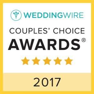 Weddingwire Couples Choice Awards 2017 Doug Smith Designs and Events