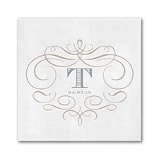 Personalized Napkins'